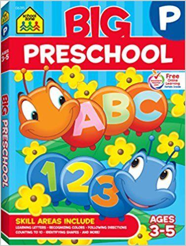 PDF DOWNLOAD] Big Preschool Workbook Free PDF | free ebook and pdf ...