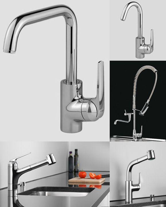 Robinets De Cuisine De La Collection Domo Kwc Disponible Chez Montreal Les Bains Home Decor Sink Decor