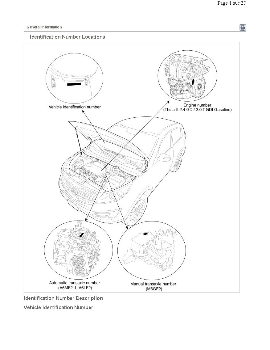 Kia Sportage Wiring Diagram Service Manual from i.pinimg.com