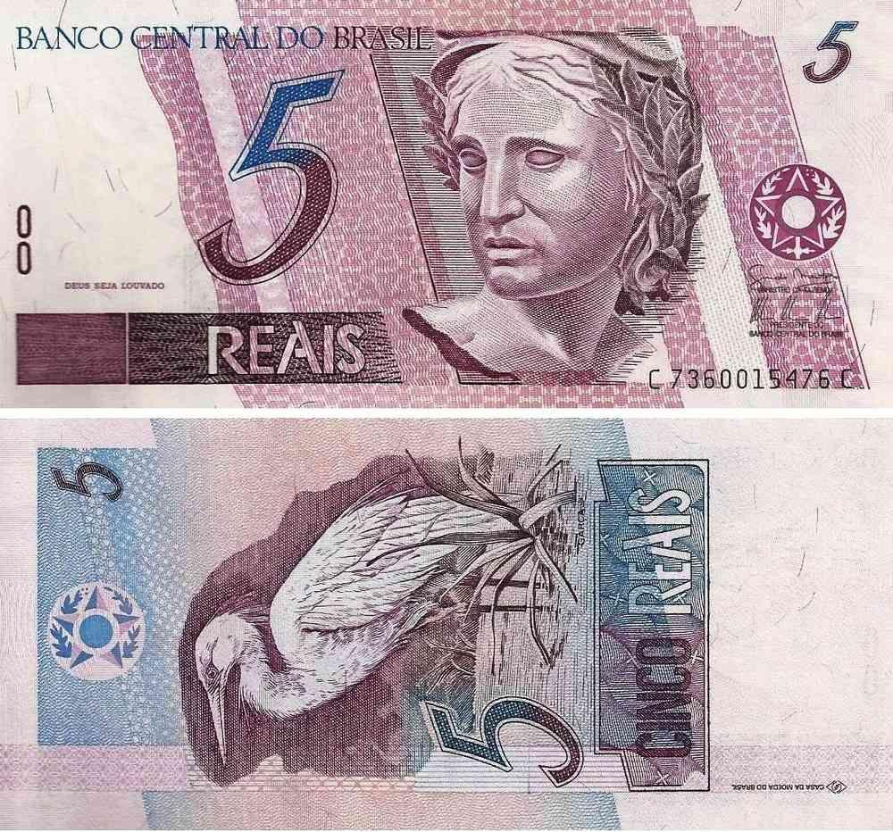 Bitcoin para real brasileiro