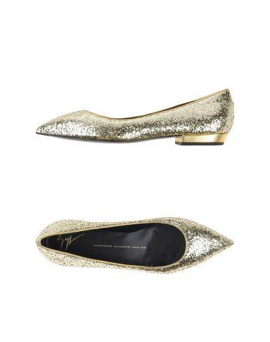 Giuseppe Zanotti Design Ballet Flats