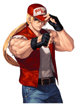 What Game Is Terry Bogard From