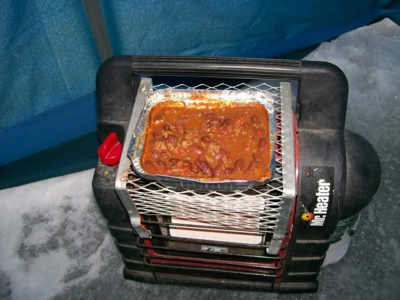 how to cook rice while truck camping