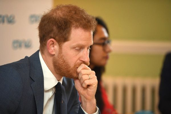 Prince Harry Photos Photos The Duke  Duchess of Sussex Attend a Roundtable Discussion on Gender Equality with The Queens Commonwealth Trust