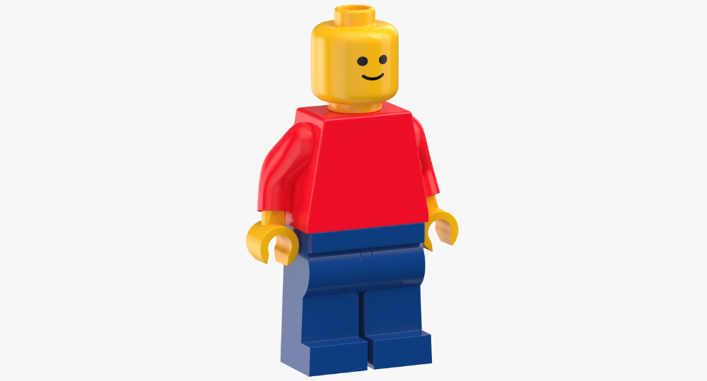 LEGO Woman avec Red Sweater Figurine   Brick Owl - LEGO Marché