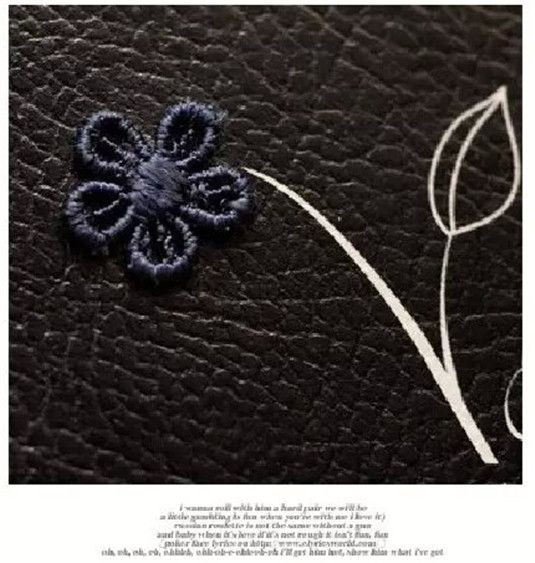 Korea MR.H blaue Rose Handyhülle für iPhone 4/4S/5/5S/5C/6/6 Plus und Samsung Galaxy Note2/3, S3/S4/S5 - spitzekarte.com