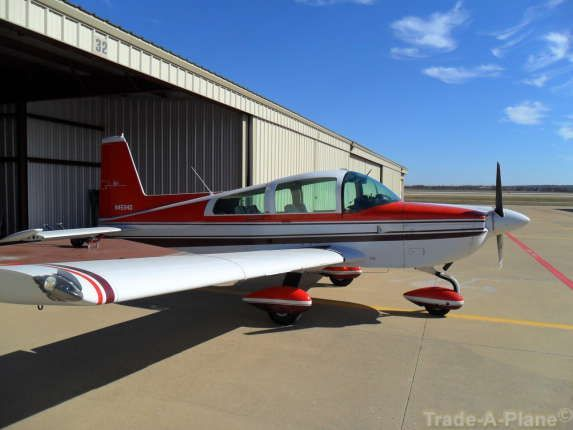 Trade A Plane Airplanes For Sale 1979 Grumman/american General Aa5b Tiger For Sale At Trade