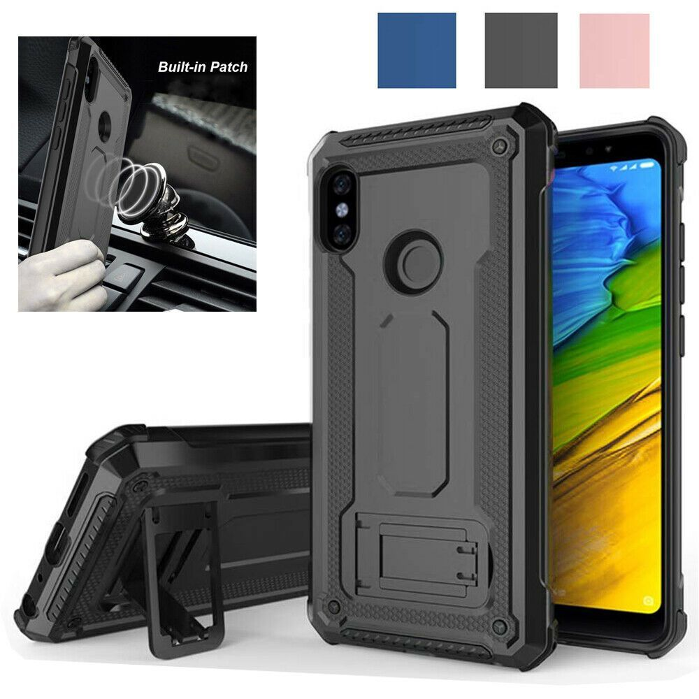 For Samsung Galaxy A70 A50 A30 A20 A10 M10 Shockproof Armor Stand Cove