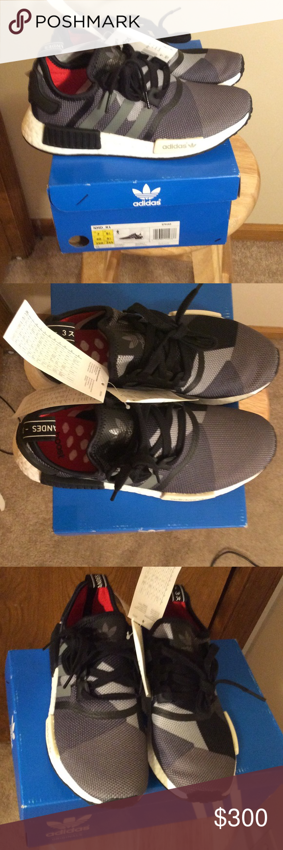 8176d1014 Adidas NMD R1 Size 6 women very rare NMDs ignore the price listing for  better prices --  kicksnmore(AT)yahoo.com Adidas Shoes Athletic Shoes