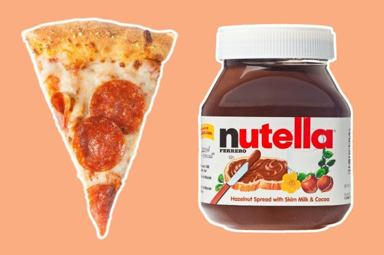 Nutella Weird Food Combinations 11