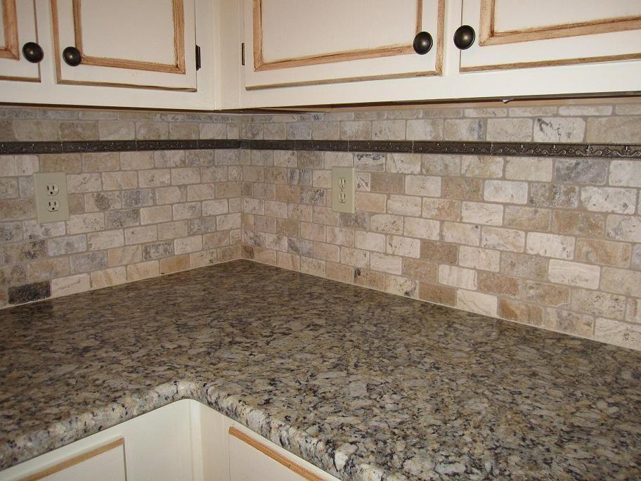Brick Backsplash Natural Stone Backsplash Stone Backsplash Stone Tile Backsplash