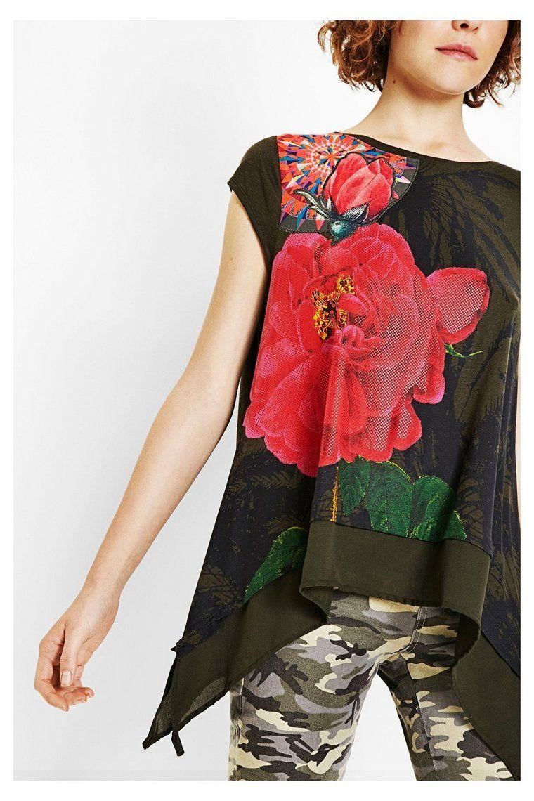 Boho tunic top blouses and dress 4009 trendy boho vintage gypsy - Manga