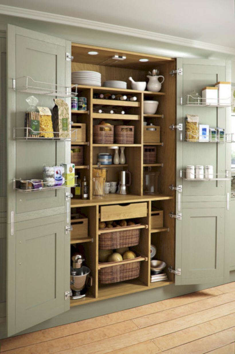 65 Creative Space Saving Kitchen Pantry Ideas  Space Saving Magnificent Space Saving Kitchen Designs Inspiration