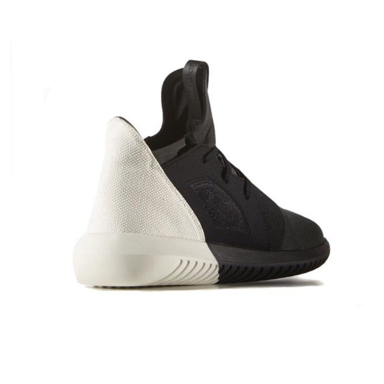 timeless design ca0d4 f7879 UniSneakerVerse - Adidas Tubular Defiant Black   White Tubular Defiant,  Women s Sneakers, Black White