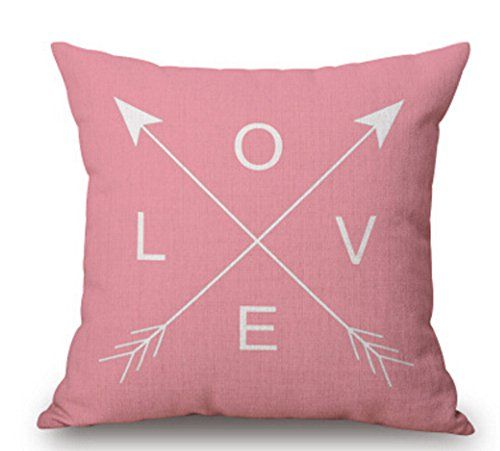 I love pink accent pillows. They are adorable, cute and very trendy ...