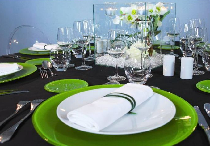 The art of the table or simply the art of inviting – Brico …