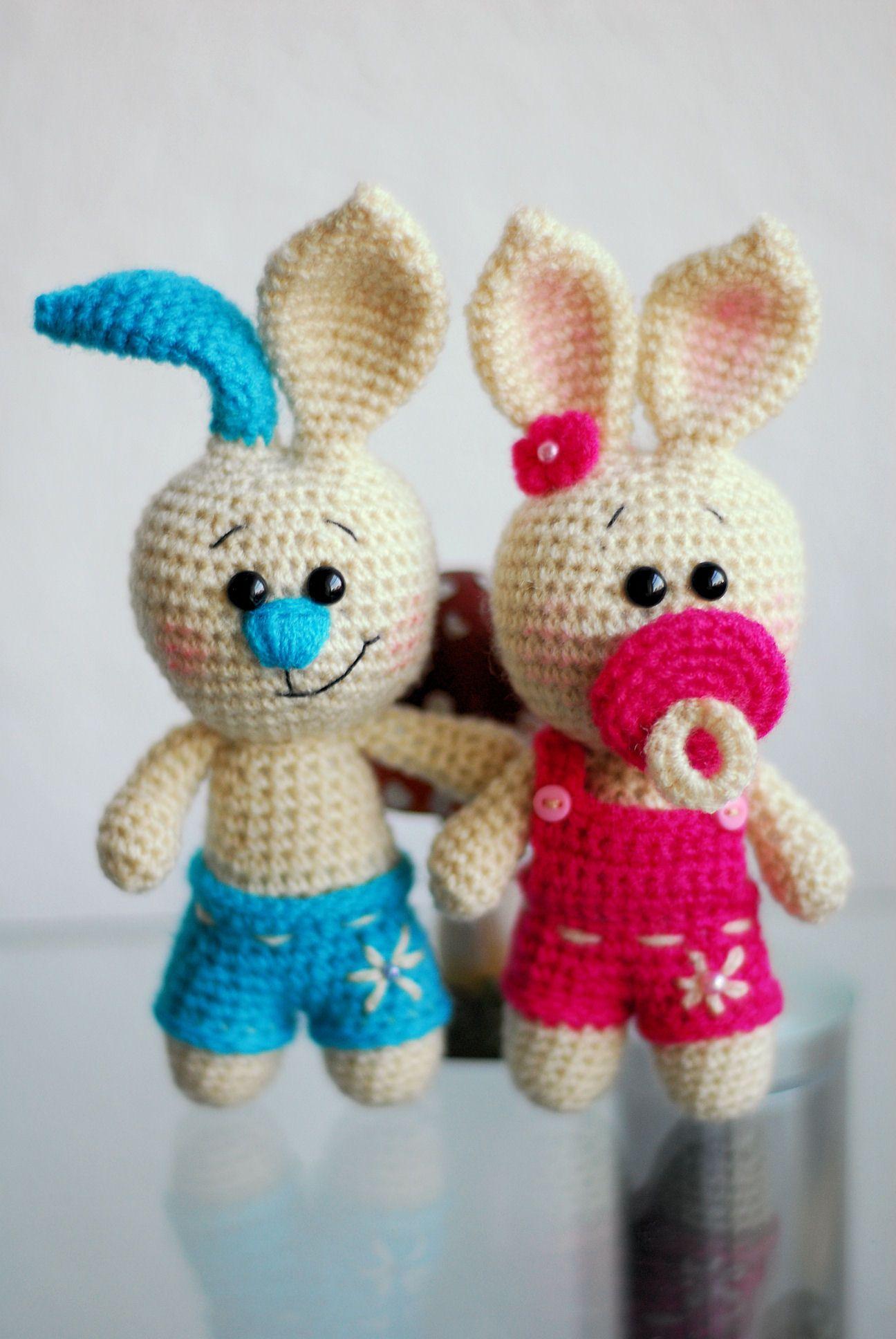 Hasen - Jzamell Teddy\'s & Co. | Jzamell Teddy\'s & Co. | Pinterest ...
