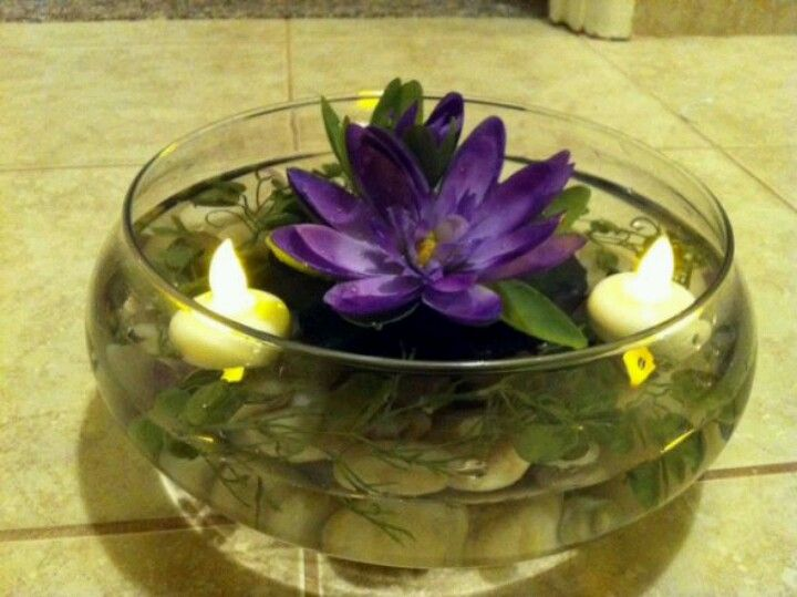 amazing Princess And The Frog Decoration Ideas Part - 6: Princess and The Frog inspired centerpiece. Simple and elegant and matches  the feel of all our other centerpiece ideas.