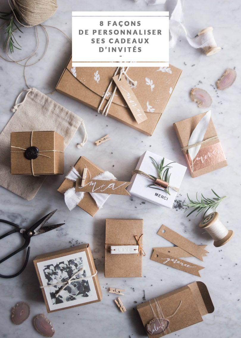 façons de personnaliser ses cadeaux d coisas para usar pinterest