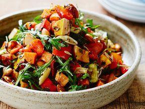 Photo of Roasted vegetable salad