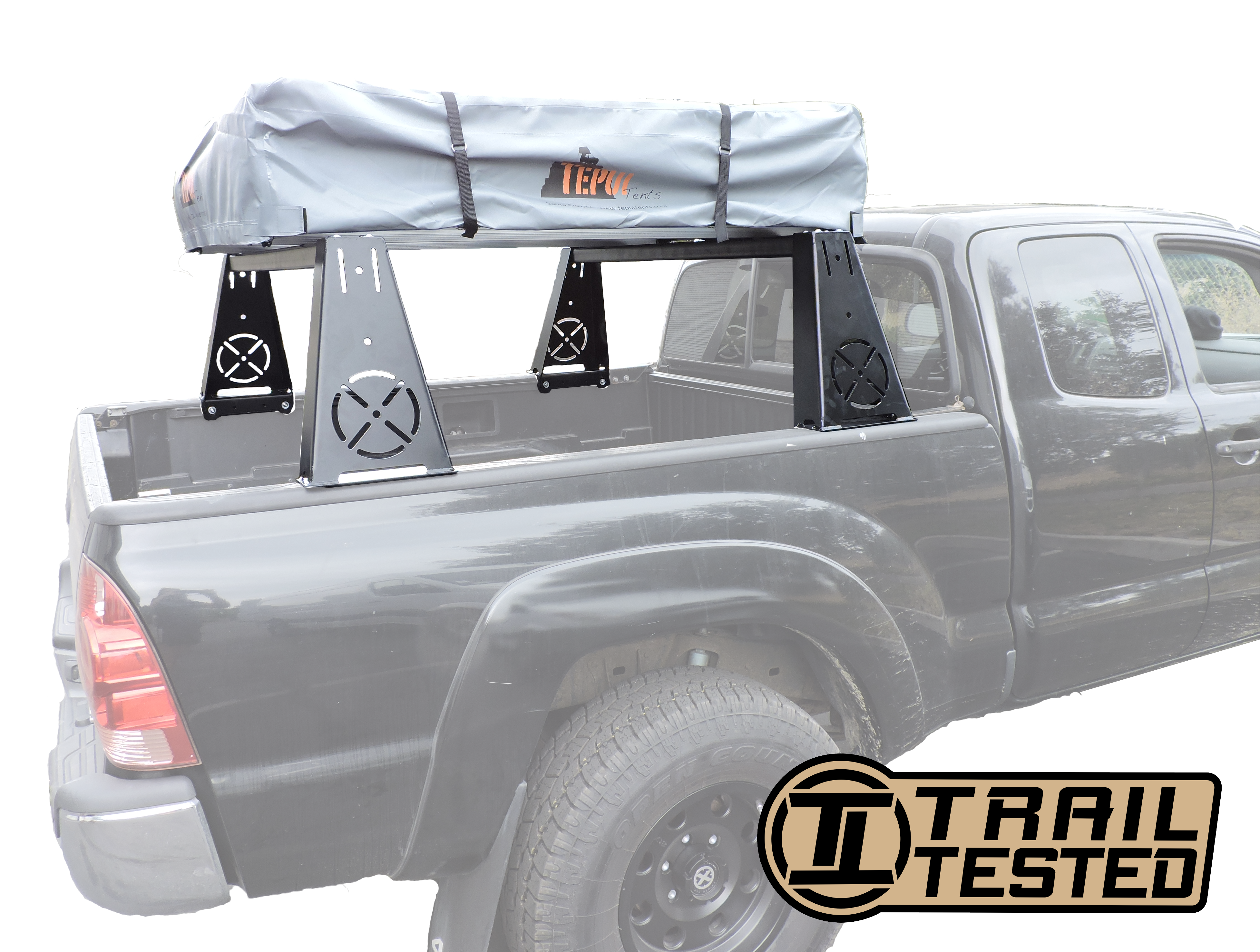 Nomad Bed Rack Universal Truck Bed Rack This Fits Roof Top Tent Kayaks And Other Accessories This Even Fits Ful Adventure Accessories Kayaking Tips Kayaking