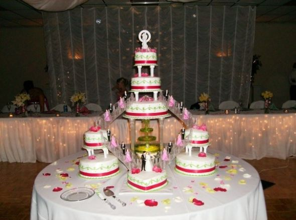 80s wedding cake the 80 s wedding cake remember these bridges stairways 10512