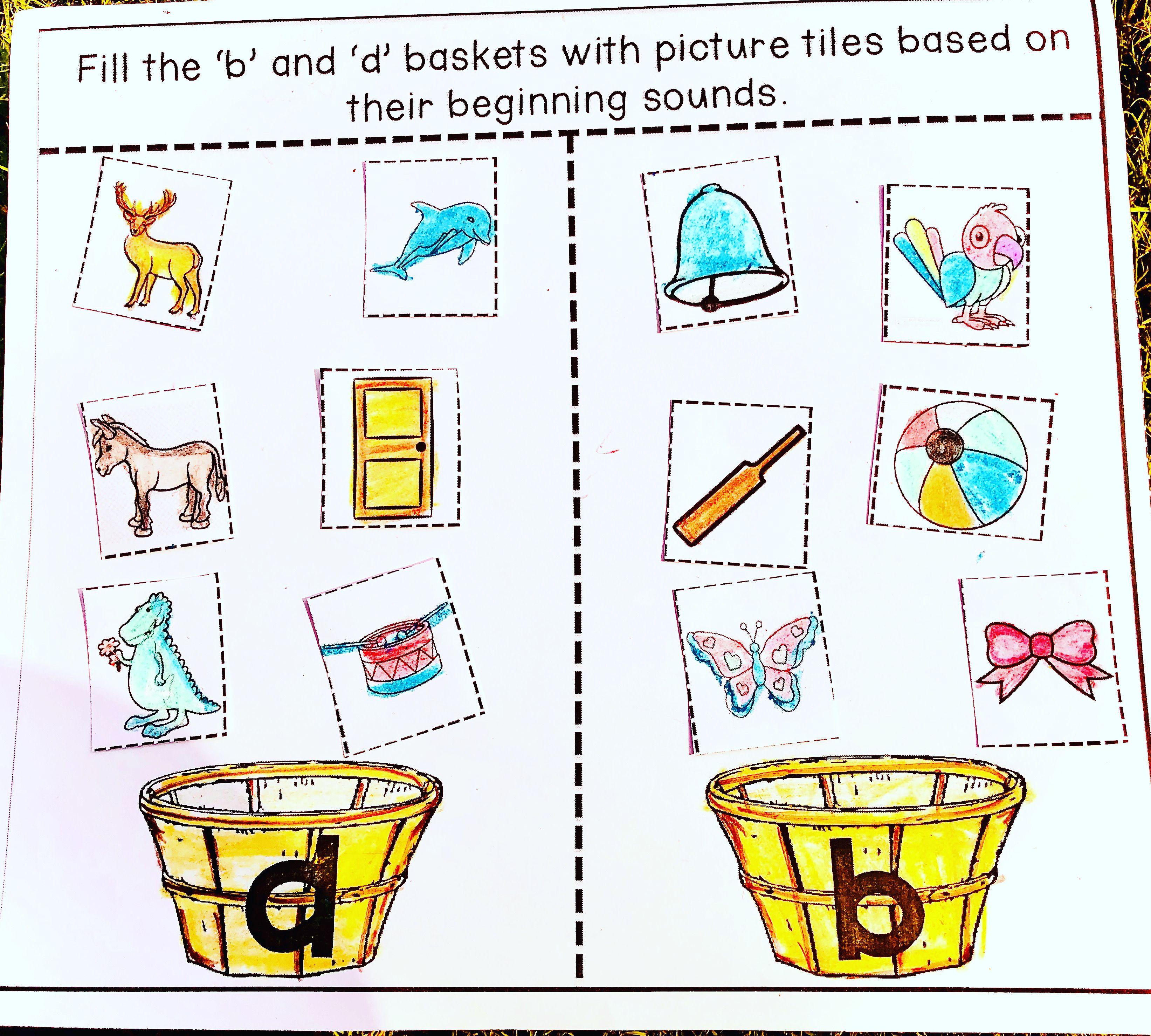 Free B And D Letter Reversal Letter Reversal Worksheets Letter Reversals Kindergarten Activities [ 2957 x 3286 Pixel ]