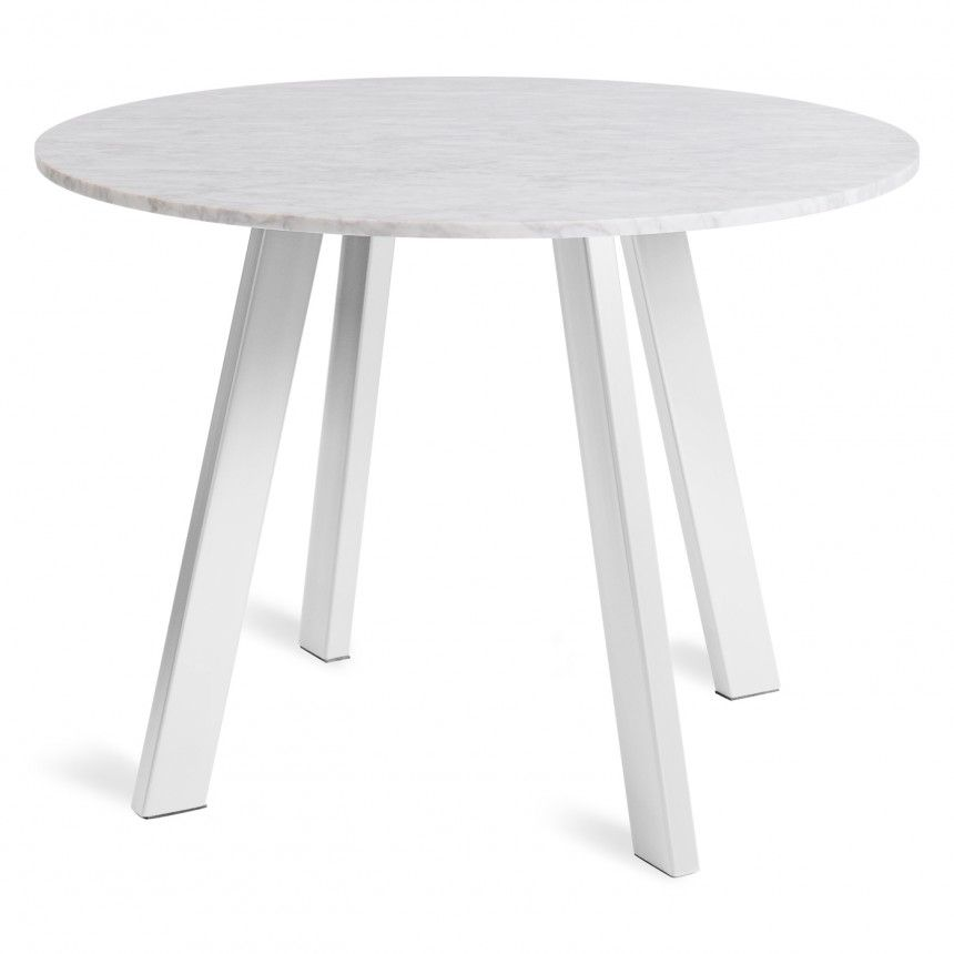Right Round 42 Marble Dining Table Dining Table Marble Round