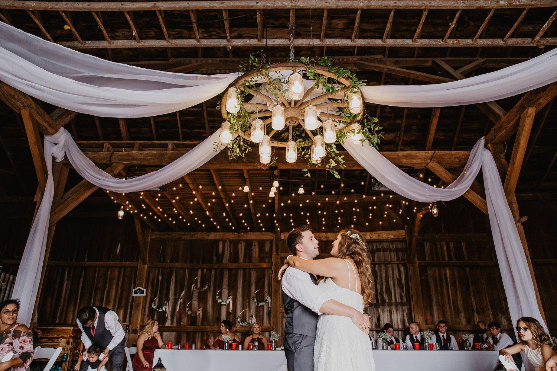 Indiana barn wedding flower studio barn wedding wedding