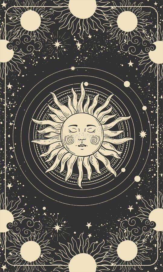 Tarot sun