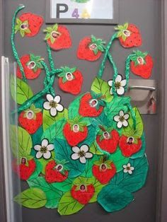 Educaci n preescolar 7 puertas decoradas educativo for Puertas decoradas educacion infantil