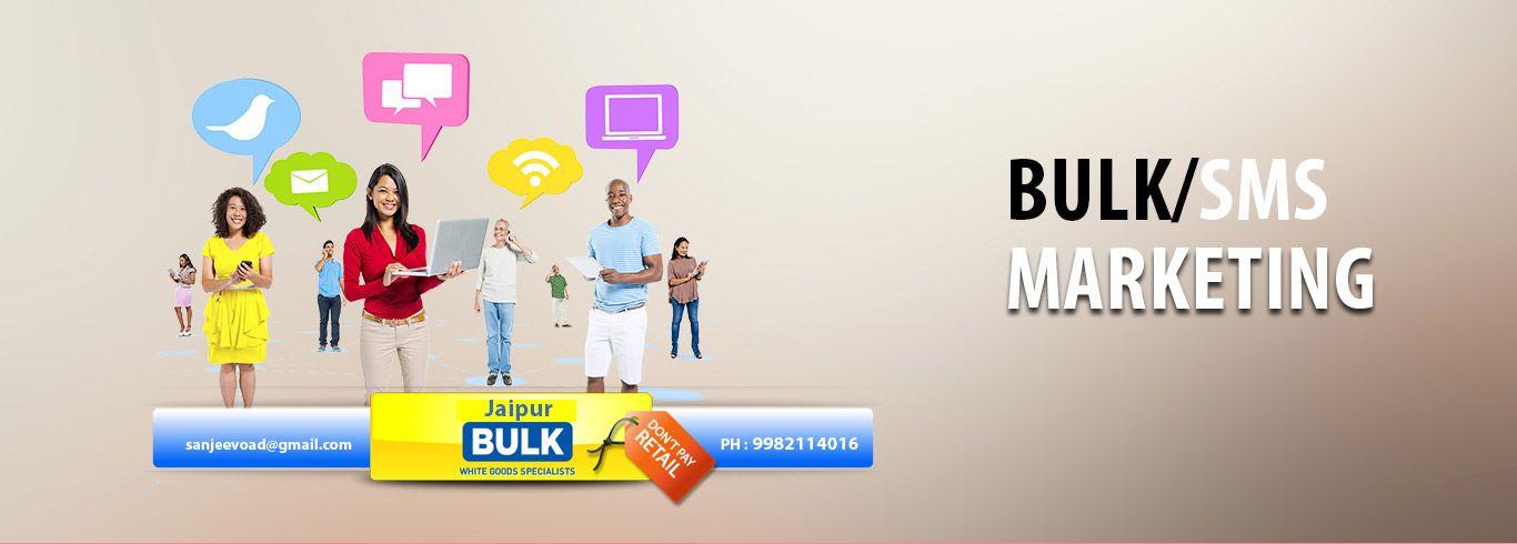 Bulk SMS Marketing In Jaipur. One time password, Sms