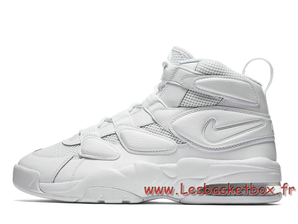 huge selection of 591a3 9376e Homme Nike Air Max 2 Uptempo 94 ´triple white´ 922934 100 Chaussures  Officiel Nike Release - 1705300904 - Le Originals Nike Air Max(Urh) A  Vendre,Les ...