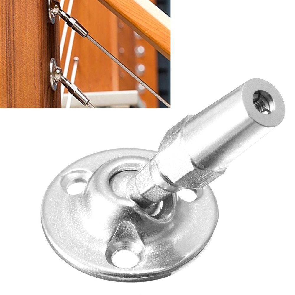 Stainless Steel Cable T316 Tensioner With Deck Toggle For 1 8 Inch 4mm Cable Unbranded Avec Images