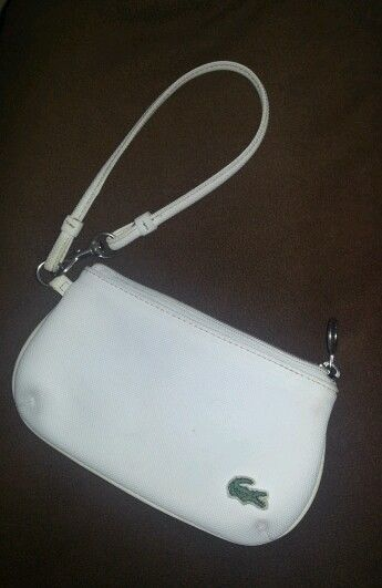 fc92853c1544 Lacoste bag love in white