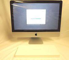 "Apple iMac 21.5"" Desktop, late 2012 model"