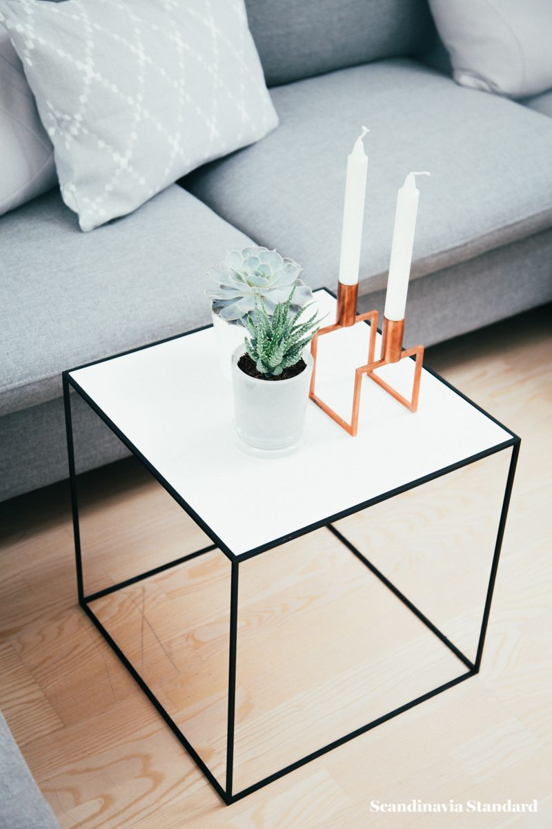 The White Room Christina Ulrich S Osterbro Apartment Apartment Interior Home Decor Coffee Table [ 1200 x 800 Pixel ]