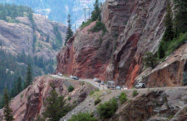 Million Dollar Highway Colorado Pictures