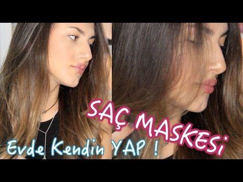 Kuru Ve Yipranmis Saclar Icin Maske Cilt Bakim Videolari