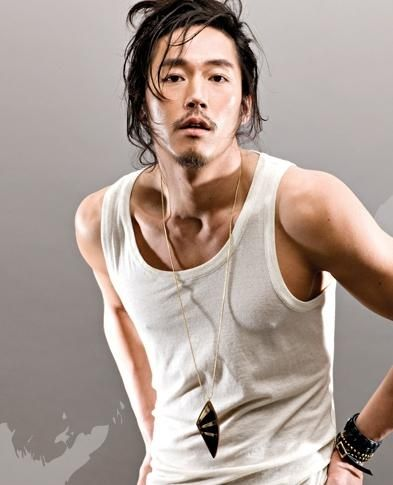 Jang Hyuk. 38. Still so hawwt