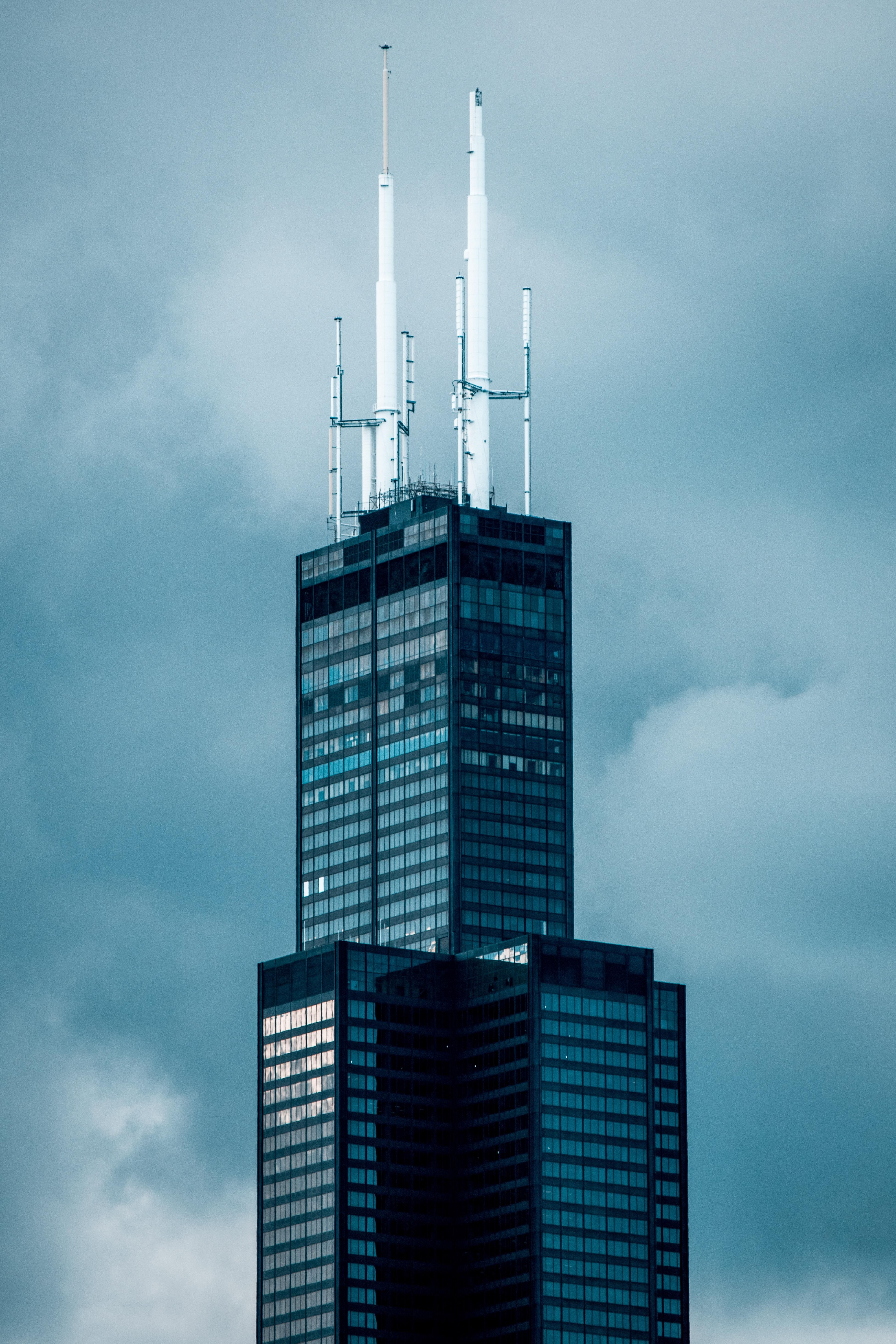 Itap Of Willis Tower Sears In Chicago