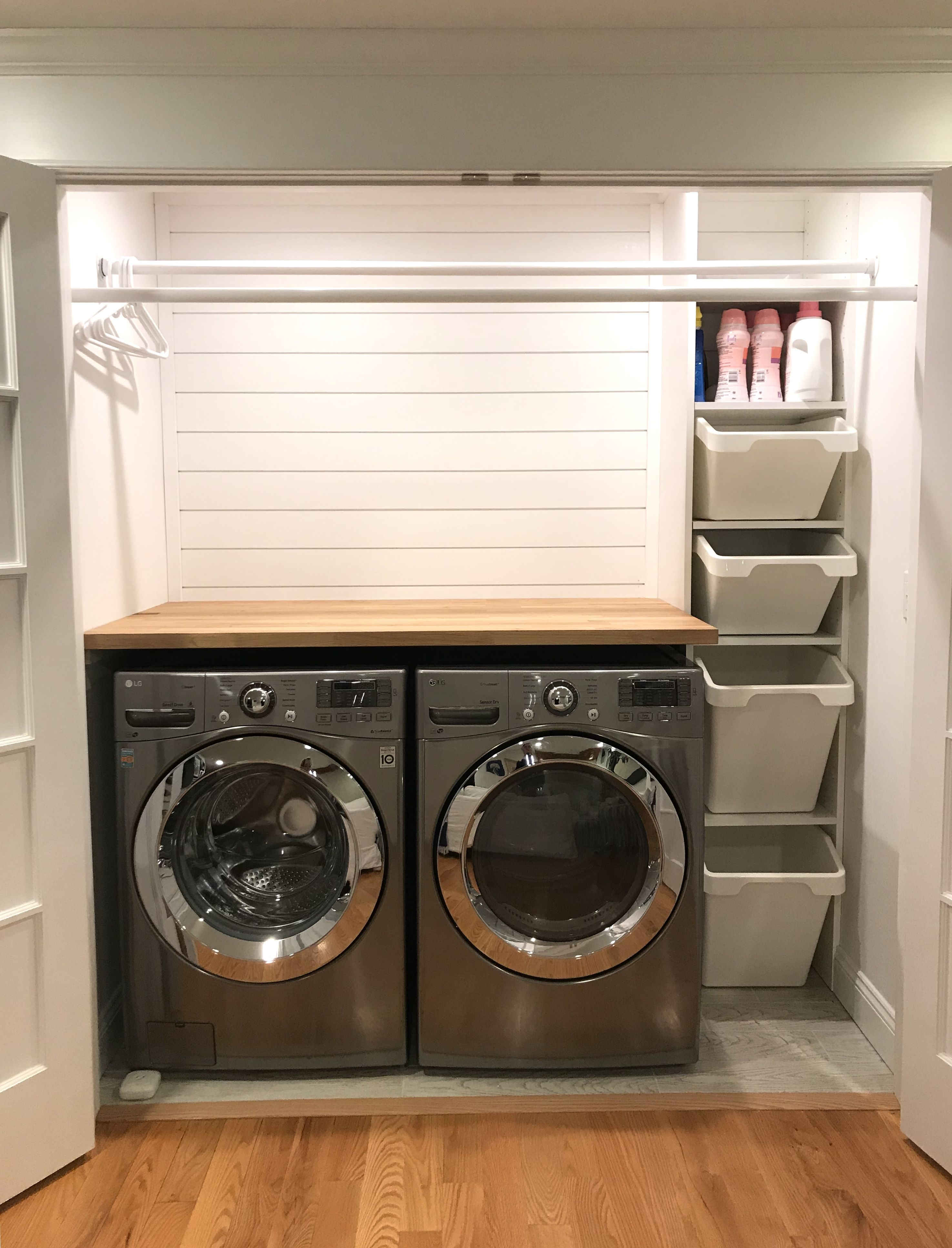 Laundry Room Zen For More Gorgeous Home Inspiration Follow