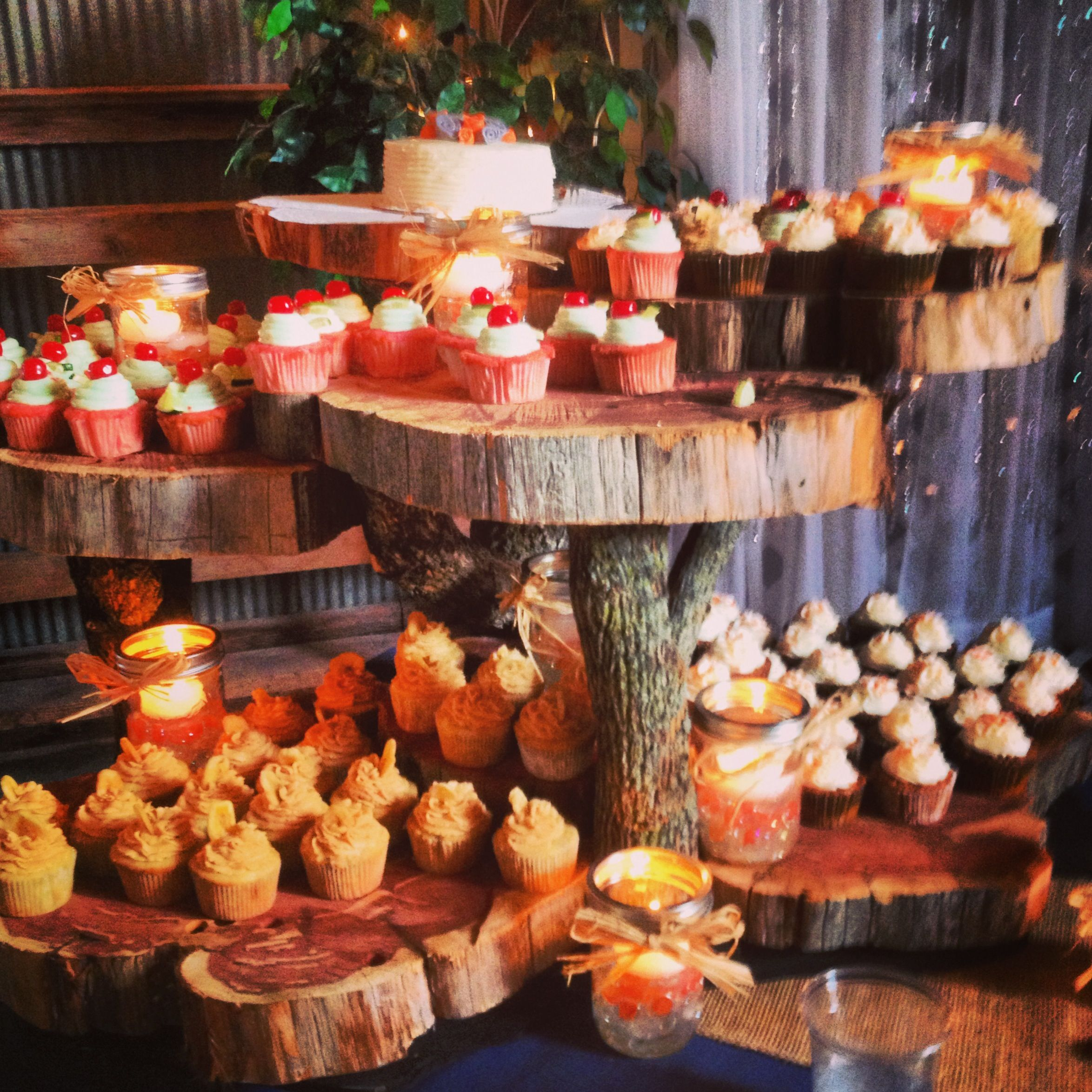 25++ Wedding cupcake stand rustic info
