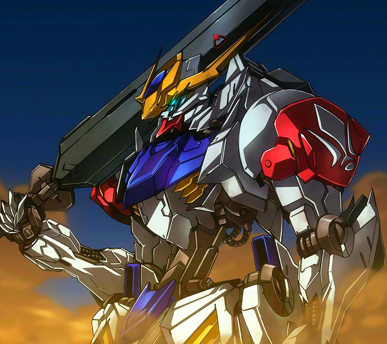Asw G 08 Gundam Barbatos Lupus Gundam Iron Blooded Orphans Gundam Gundam Wallpapers
