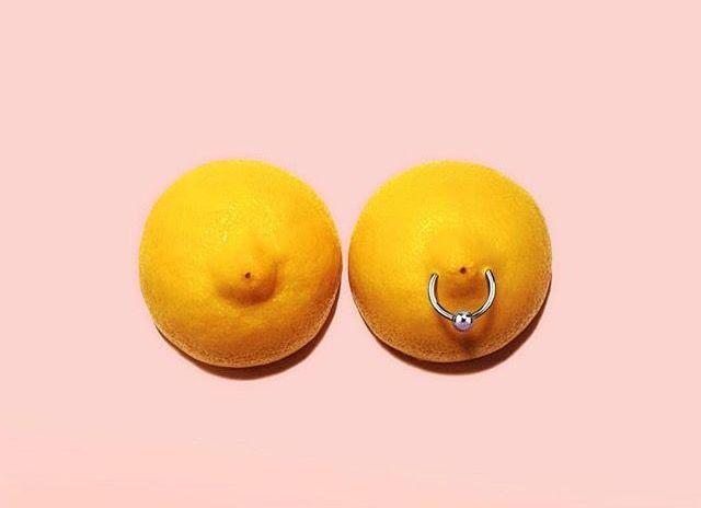 Сиськи lemon