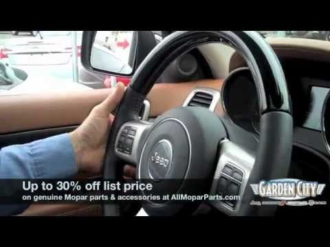 How To Program Steering Wheel Controls In A New Jeep Steering