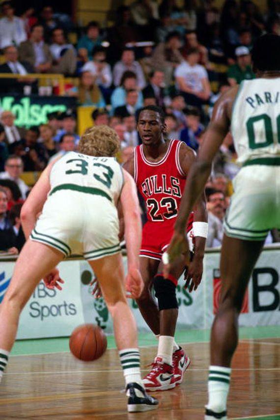 apuntalar Concesión Sustancial  April 20th, 1986: Michael Jordan Drops 63 Points On The Celtics ...
