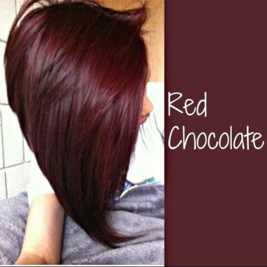This Is Kind Of What I Have Age Beautiful 5vr Mixed With 5nn For The Roots And Manic Panic Vampire Red On Cherry Hair Hair Color Chocolate Cherry Hair Colors
