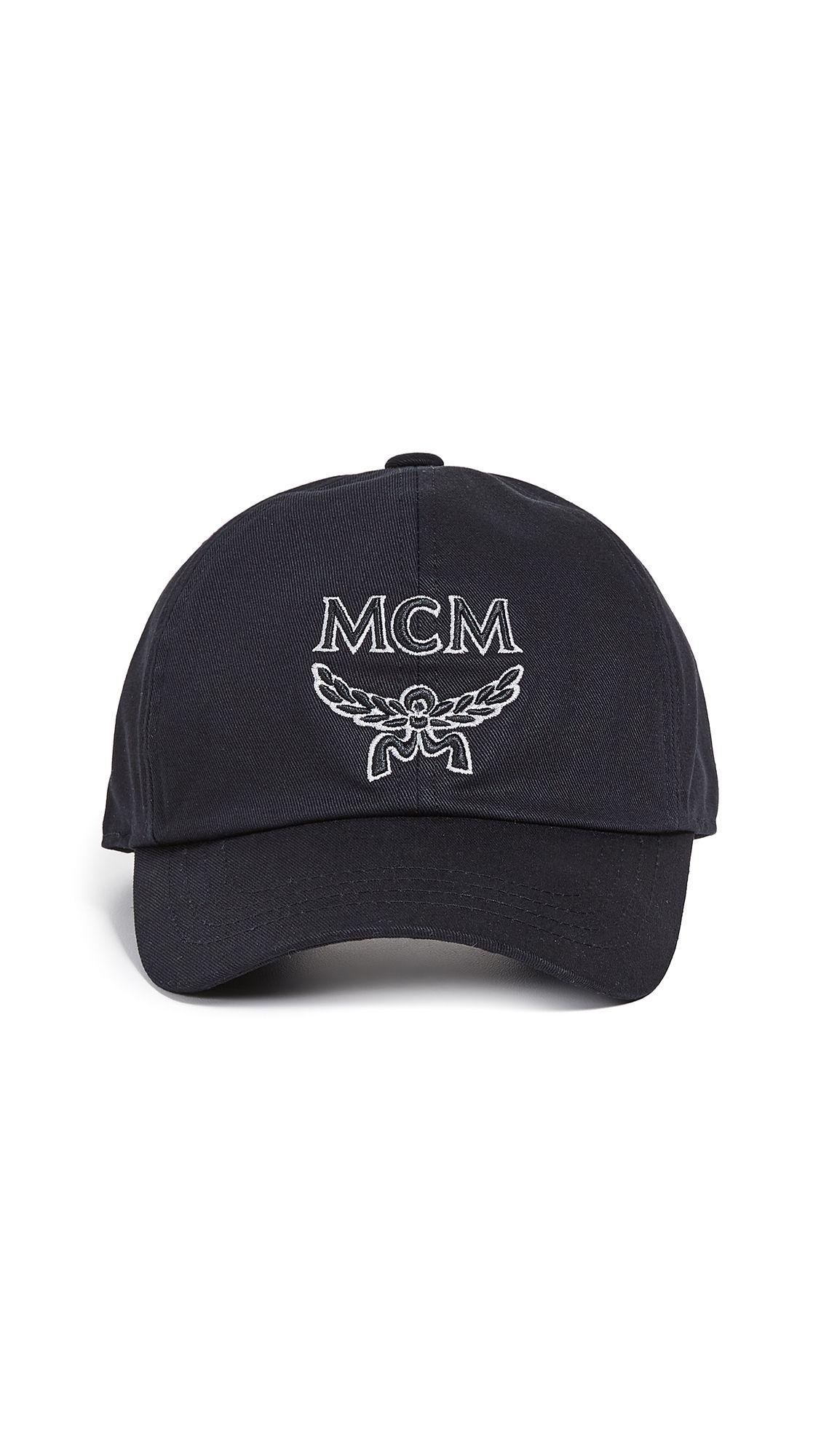 f58a764bfa67f MCM LOGO CAP.  mcm