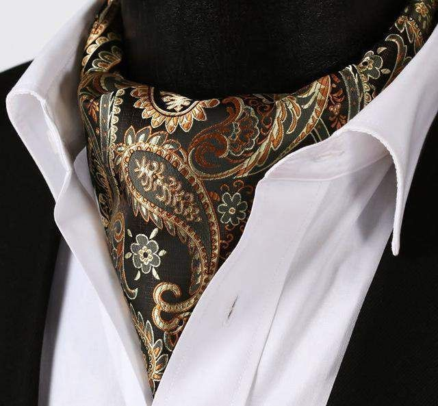 Ascot Tie - Clarence   Products   Pinterest   Cravat, Ascot ties et ... 07a36059423